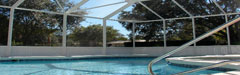 Pool Cage Cleaning in Land O' Lakes, FL