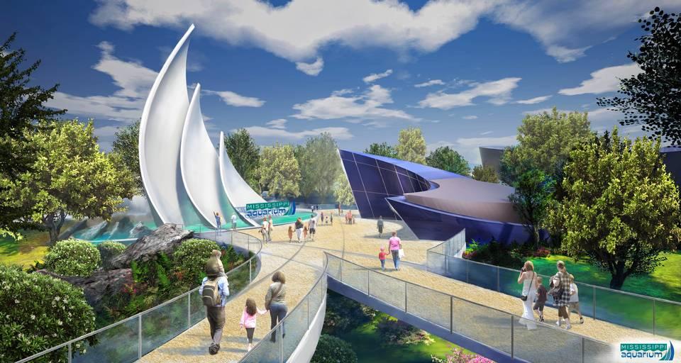 Mississippi Aquarium | Coming To Gulfport In 2019