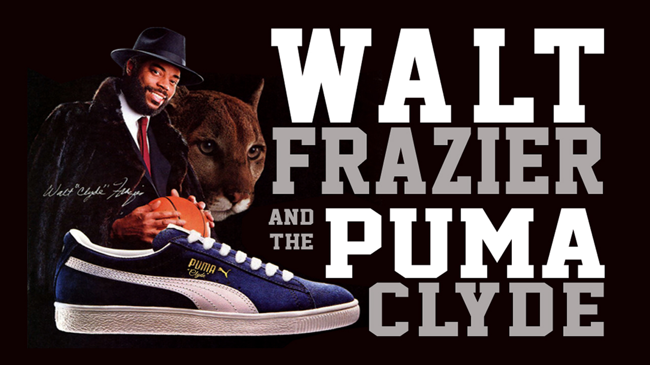 Image result for puma walt clyde frazier