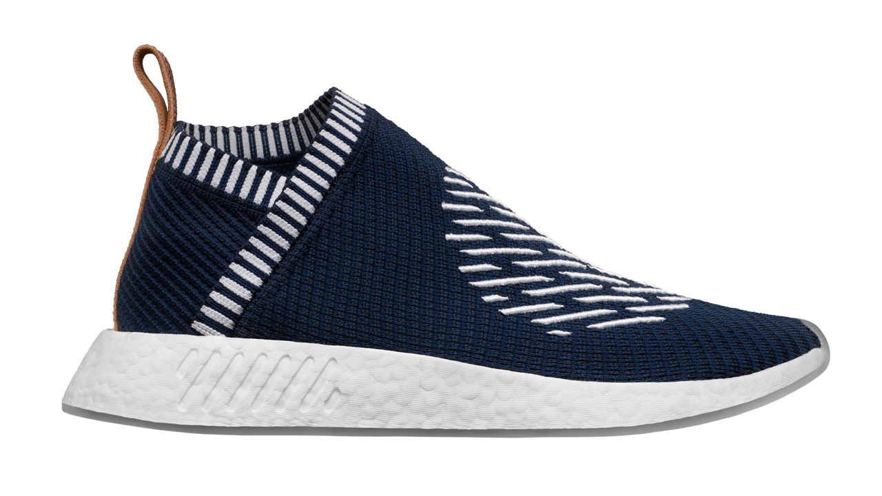 to reinforce one of adidas biggest nmd drops this april 6 the brand is also showcasing two mid top m