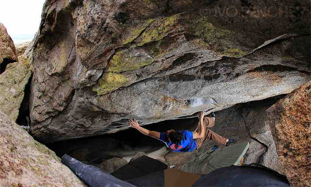 John Gass Rock Climbing