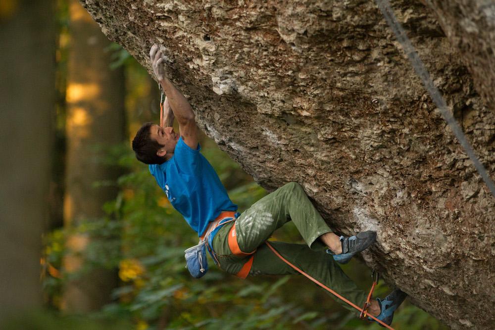 David Firnenburg, Friction Labs Pro, rock climber, rock climbing, chalk, Germany