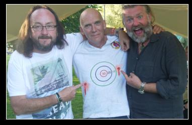 Crayfish Bob on Hairy Bikers - Best of British - Series 2 - episode 3