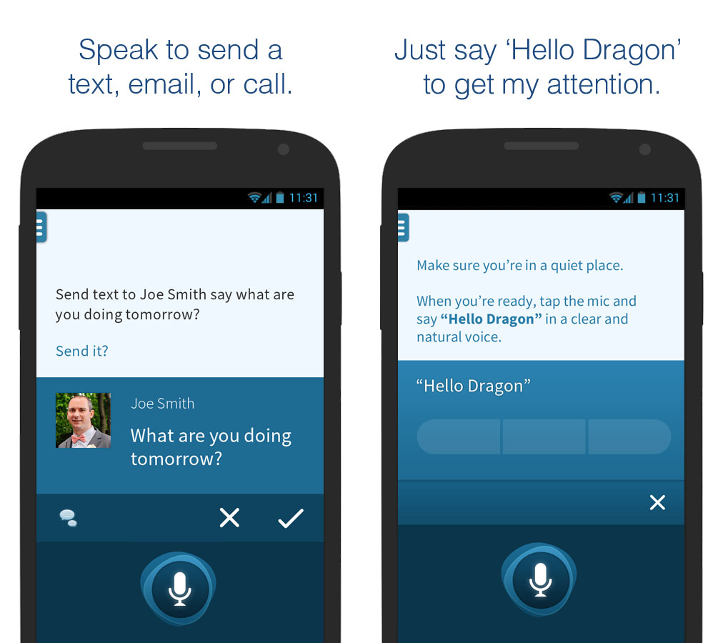 print screen dragon mobile assistant app
