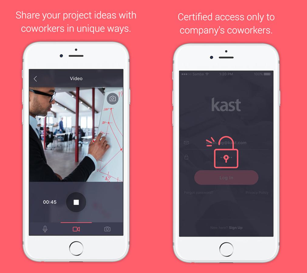 kast app print screen
