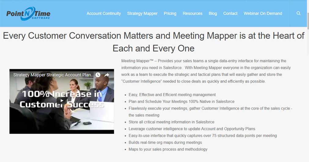 meetingmapper website print screen