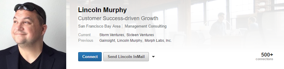 lincoln murphy linked in