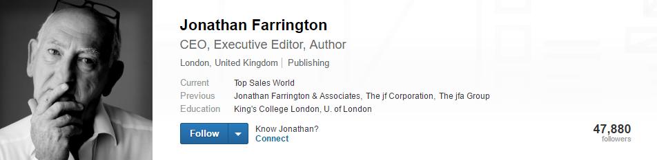 jonathan farrington linkedin