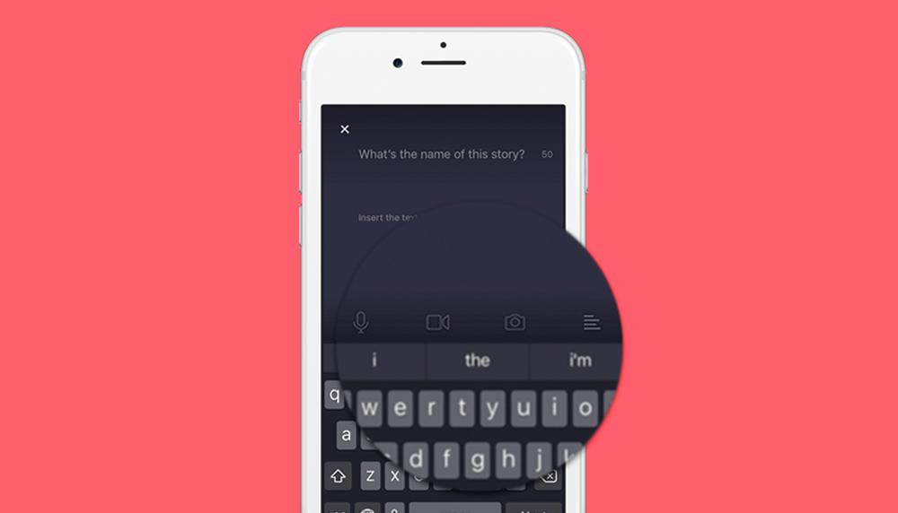 kast app screenshot