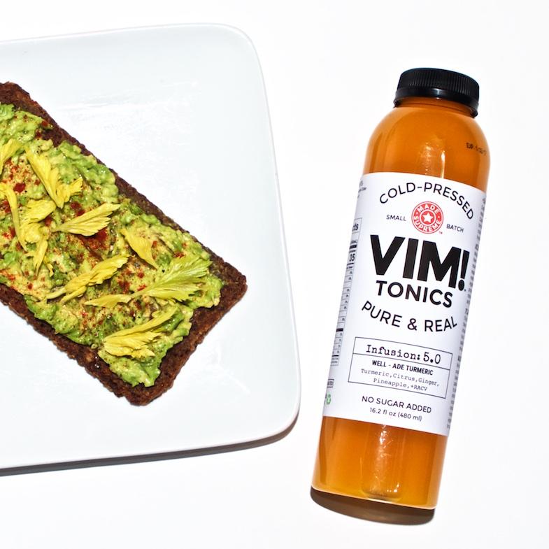 Madesupreme - VIM! Tonics - Earthy Beet