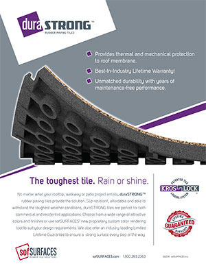 duraSTRONG product sheet