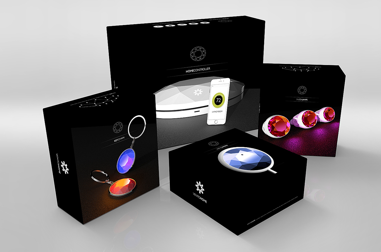 VENTO Product Packaging