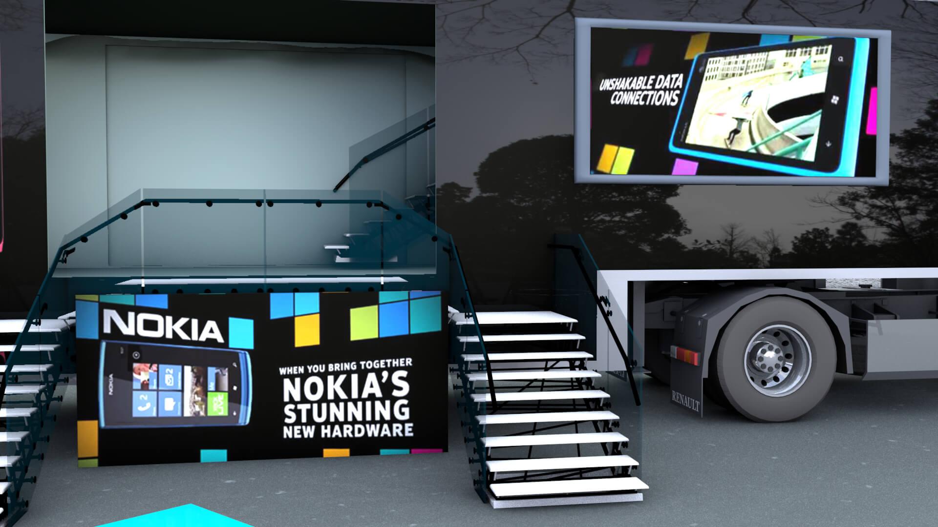 Motion Graphics Video Editing App Design