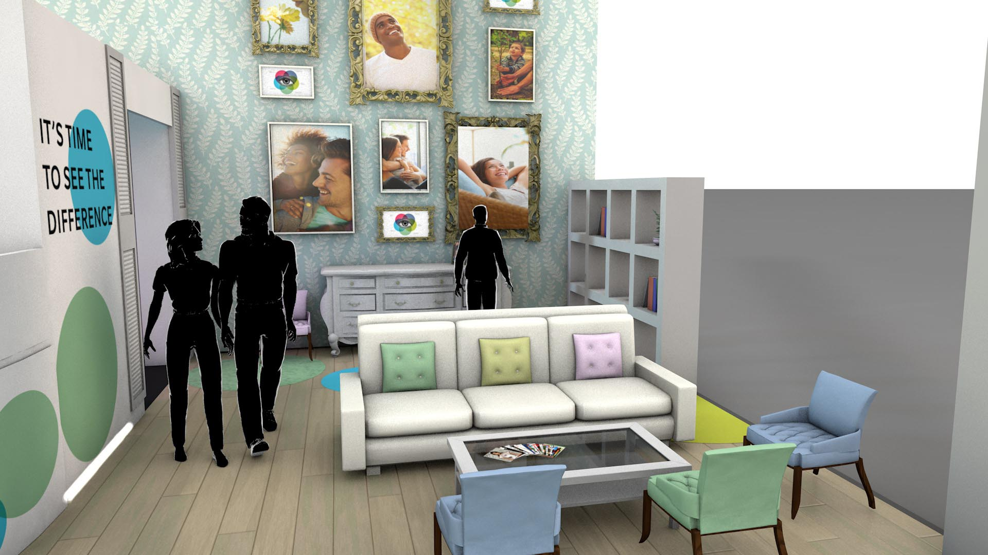 Exhibition Stand Design Walk through