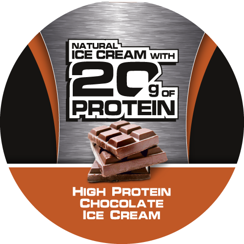 20/20 Fitness High Protein Ice Cream Chocolate
