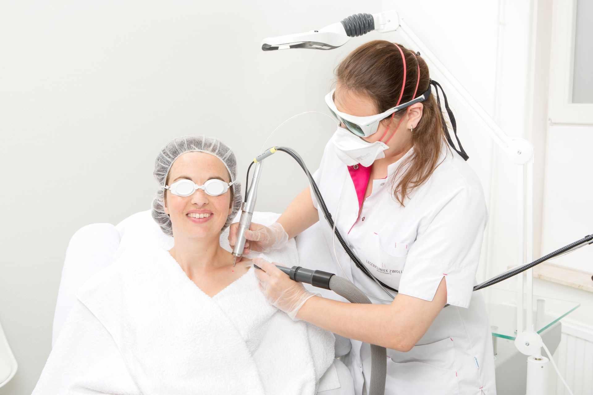 lasertherapie schimmelnagels