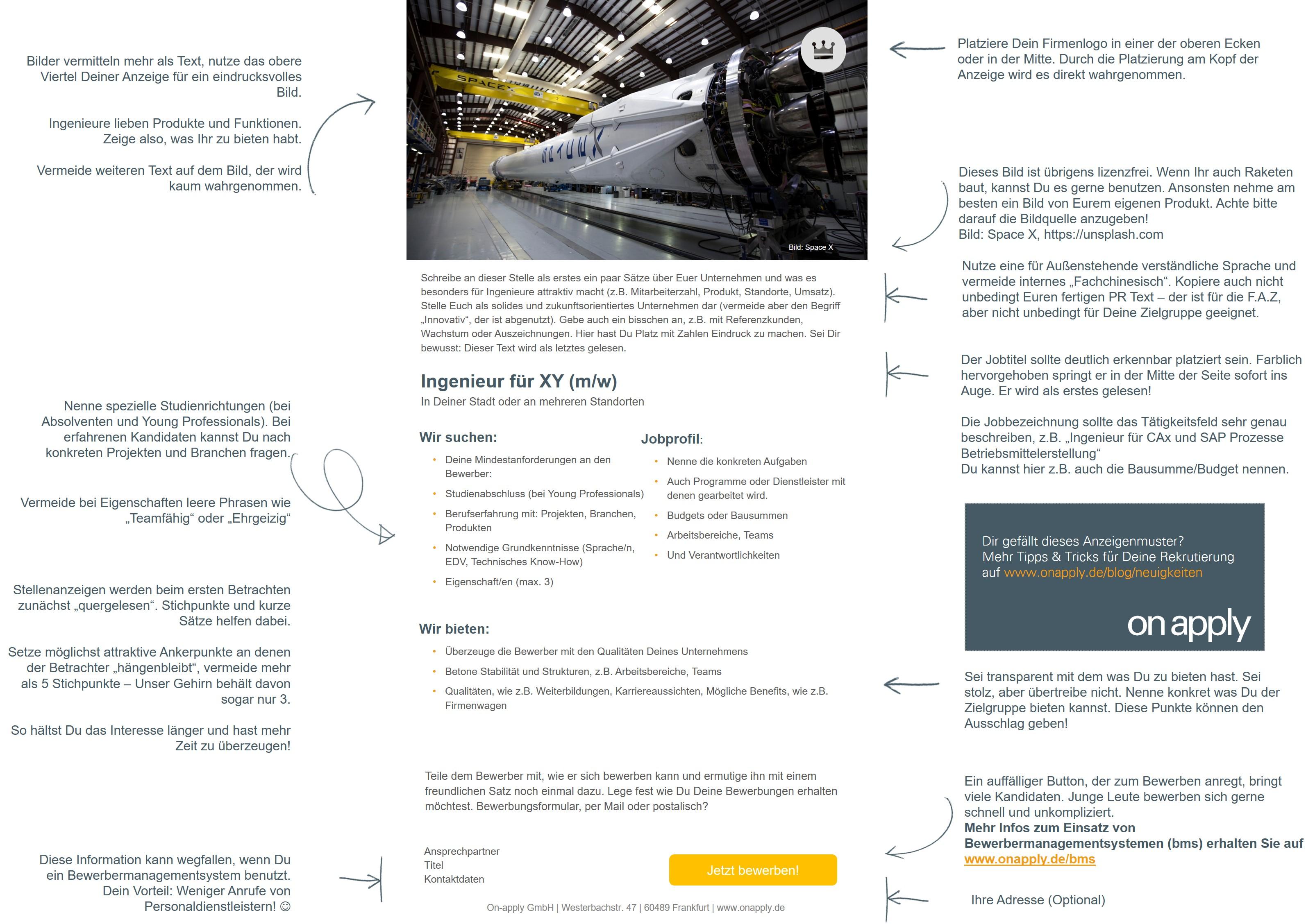 Ingenieur_Stellenanzeige_ Muster