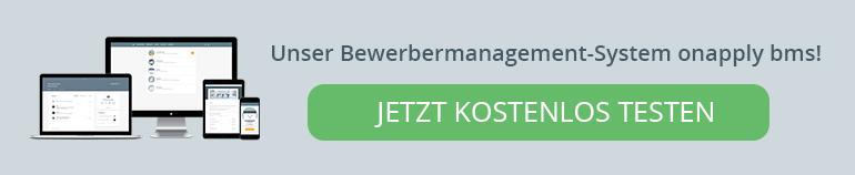 Bewerbermanagement Software