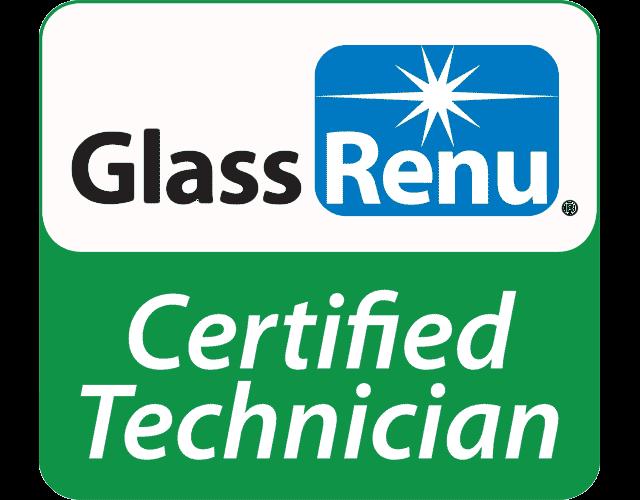 Your certified GlassRenu Technician in Tulsa, OK