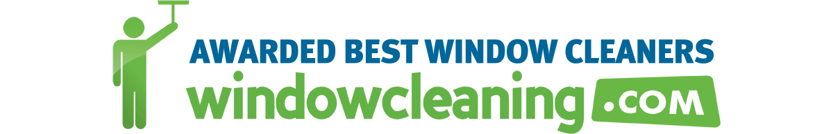 Gleaming Glass has been awarded best window cleaning by WindowCleaning.com