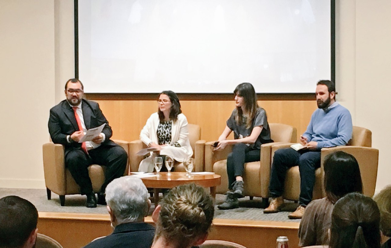 """Asuntos del Sur en el encuentro """"Innovación Política en América"""" organizado por NED"""