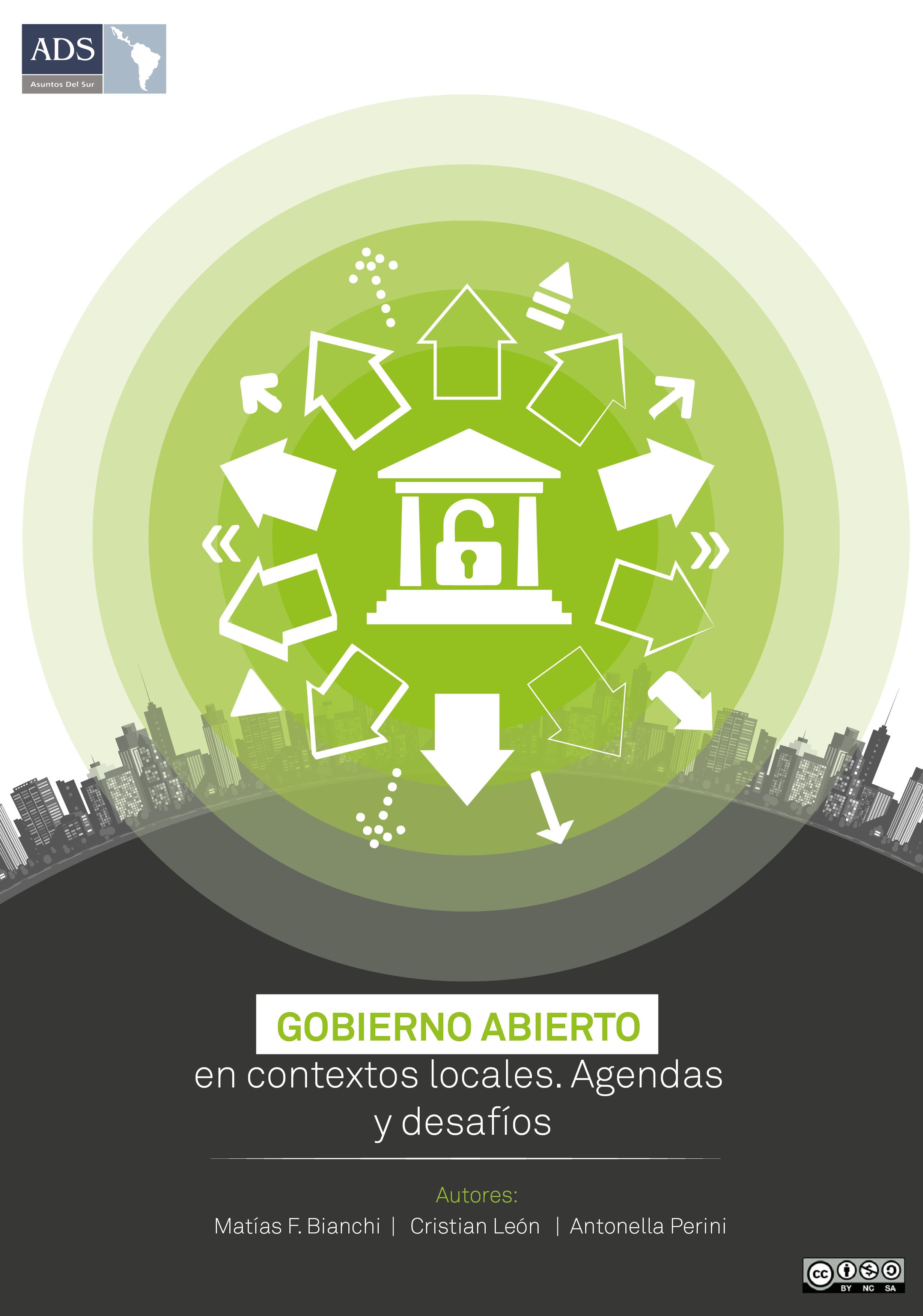 Gobiernos abiertos en contexto locales