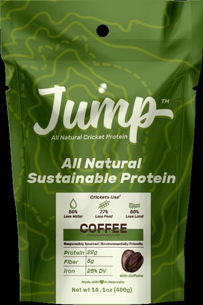 Jump Coffee Packaging