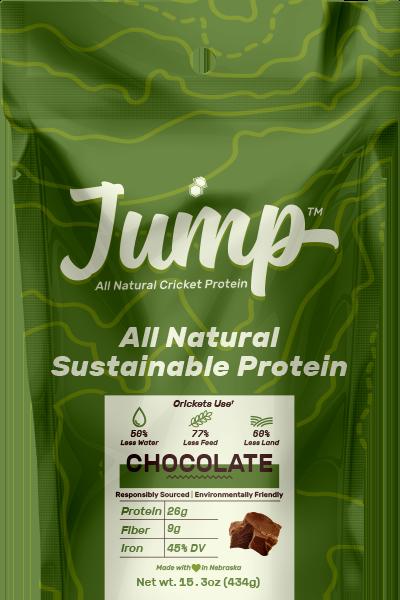 Jump Chocolate Packaging