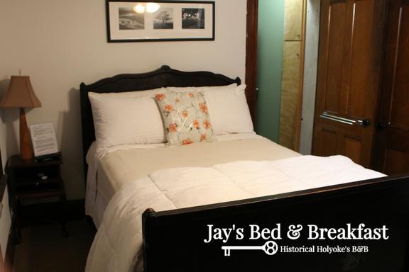 Jay's Bed and Breakfast Holyoke MA