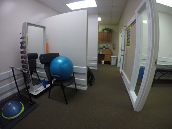 Therapy room in PSL