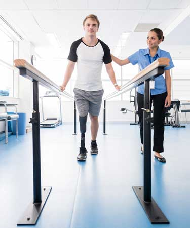Patient Services >> Physical Therapy Occupational Therapy Lymphedema Vero