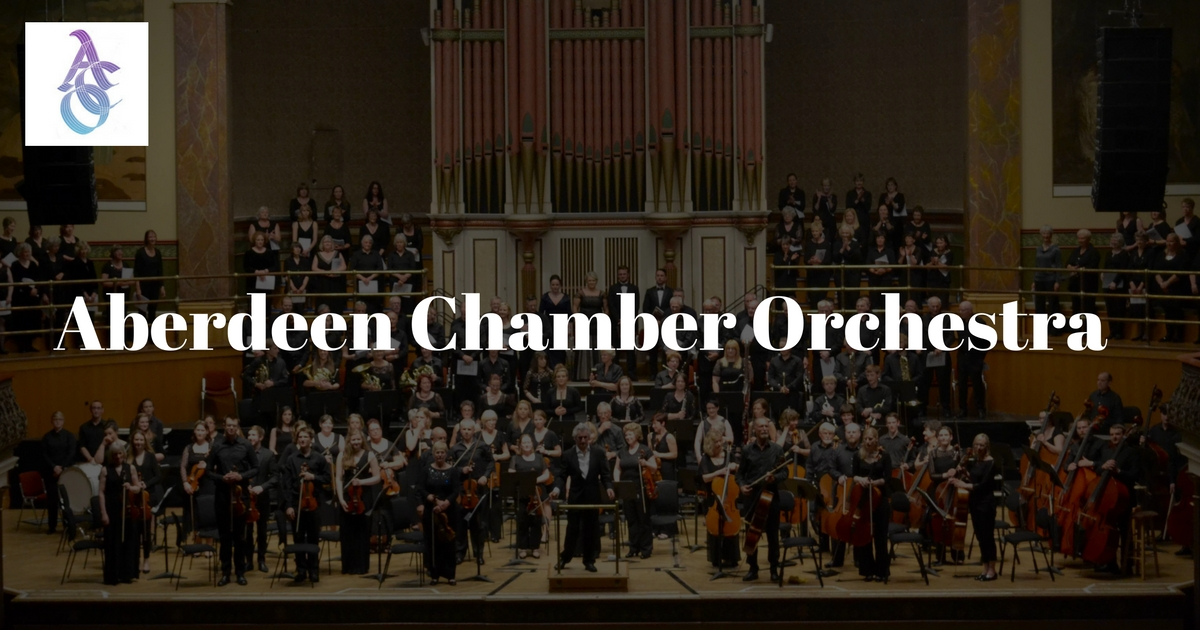 Home aberdeen chamber orchestra for Orchestra house