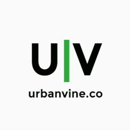 Urbanvine Alternate Logo | www.urbanvine.co