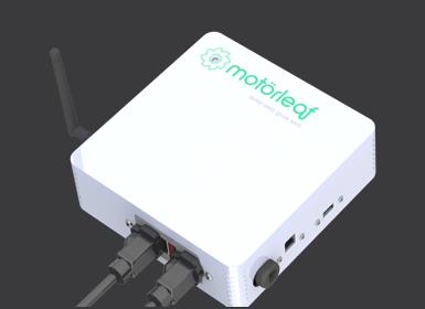 The Powerleaf by Motorleaf