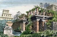 The first hydroponic growing techniques were developed by the ancient Mesopotamians in 600 BCE