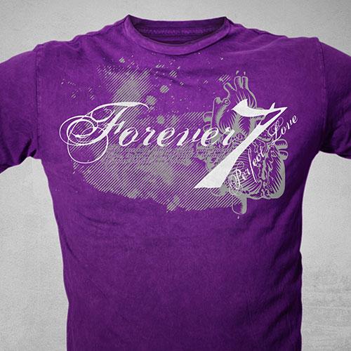 Catholic Christian T-Shirt Design | Forever 7