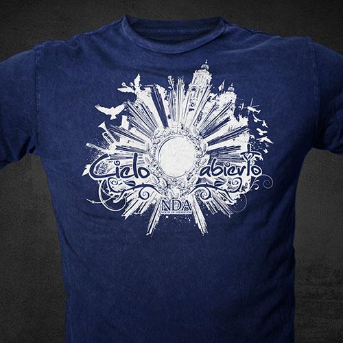 Catholic Christian T-Shirt Design | Cielo Nuevo