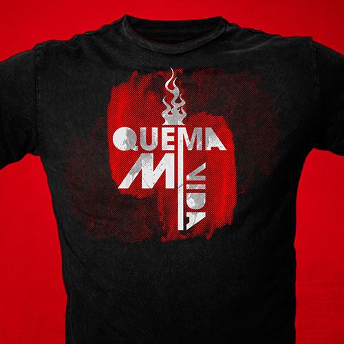 Catholic Christian T-Shirt Design | Jon Carlo Band