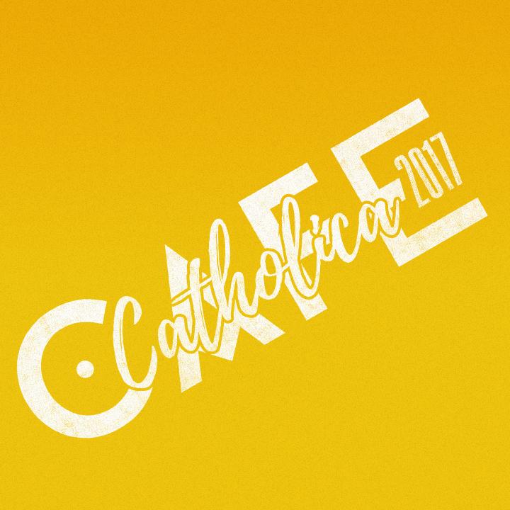 Cafe Catholica  | Christian Logo and Branding Design