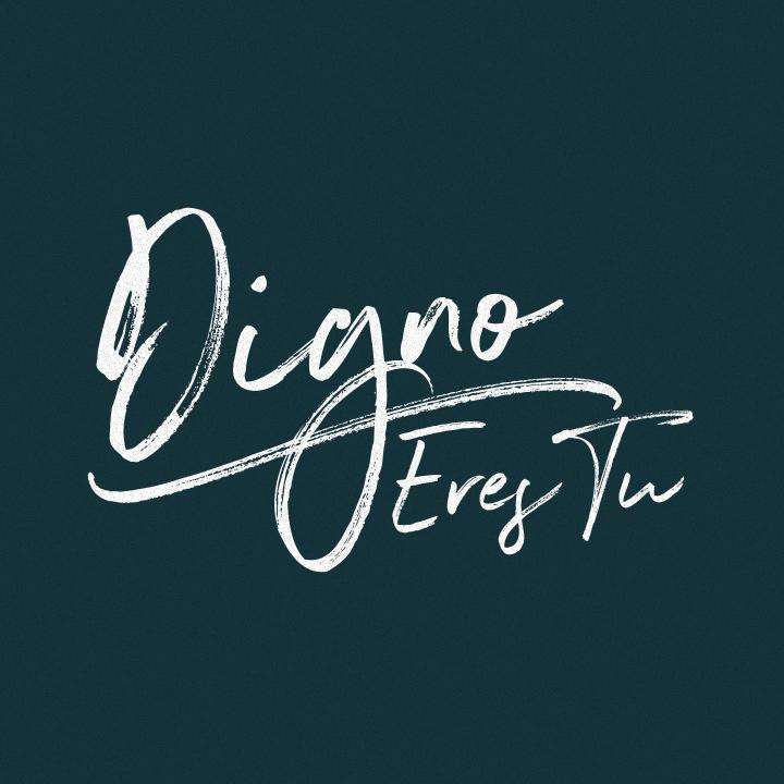 Digno eres tu | Christian Logo and Branding Design