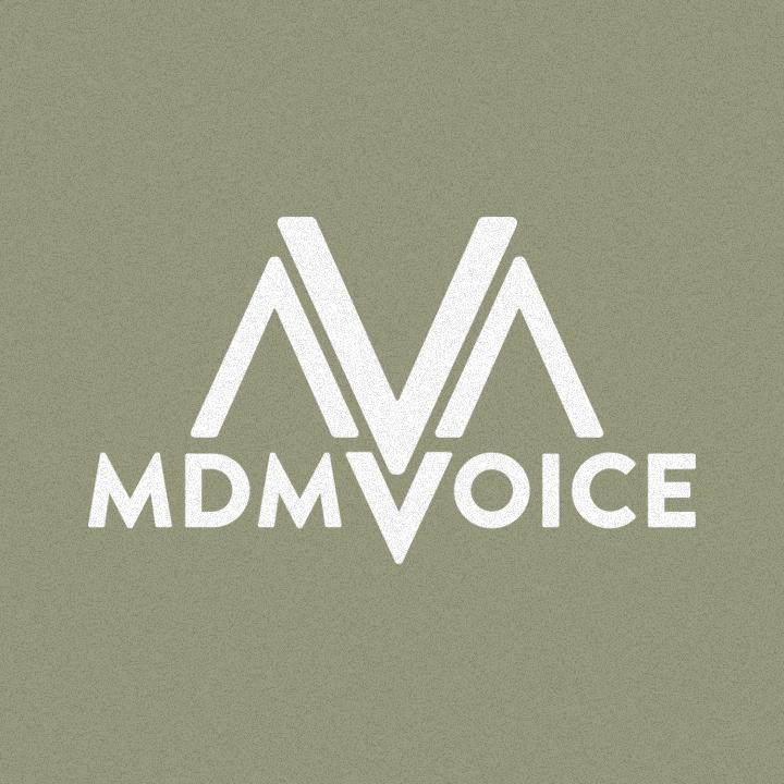 MDM Voice | Christian Logo and Branding Design