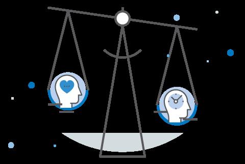 Measure behaviours and competencies