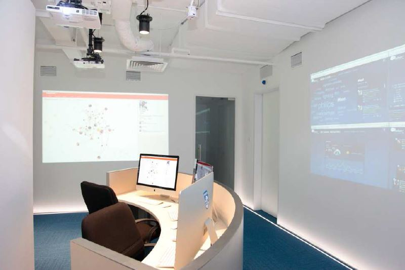 Philips Asia DIgital Command Centre