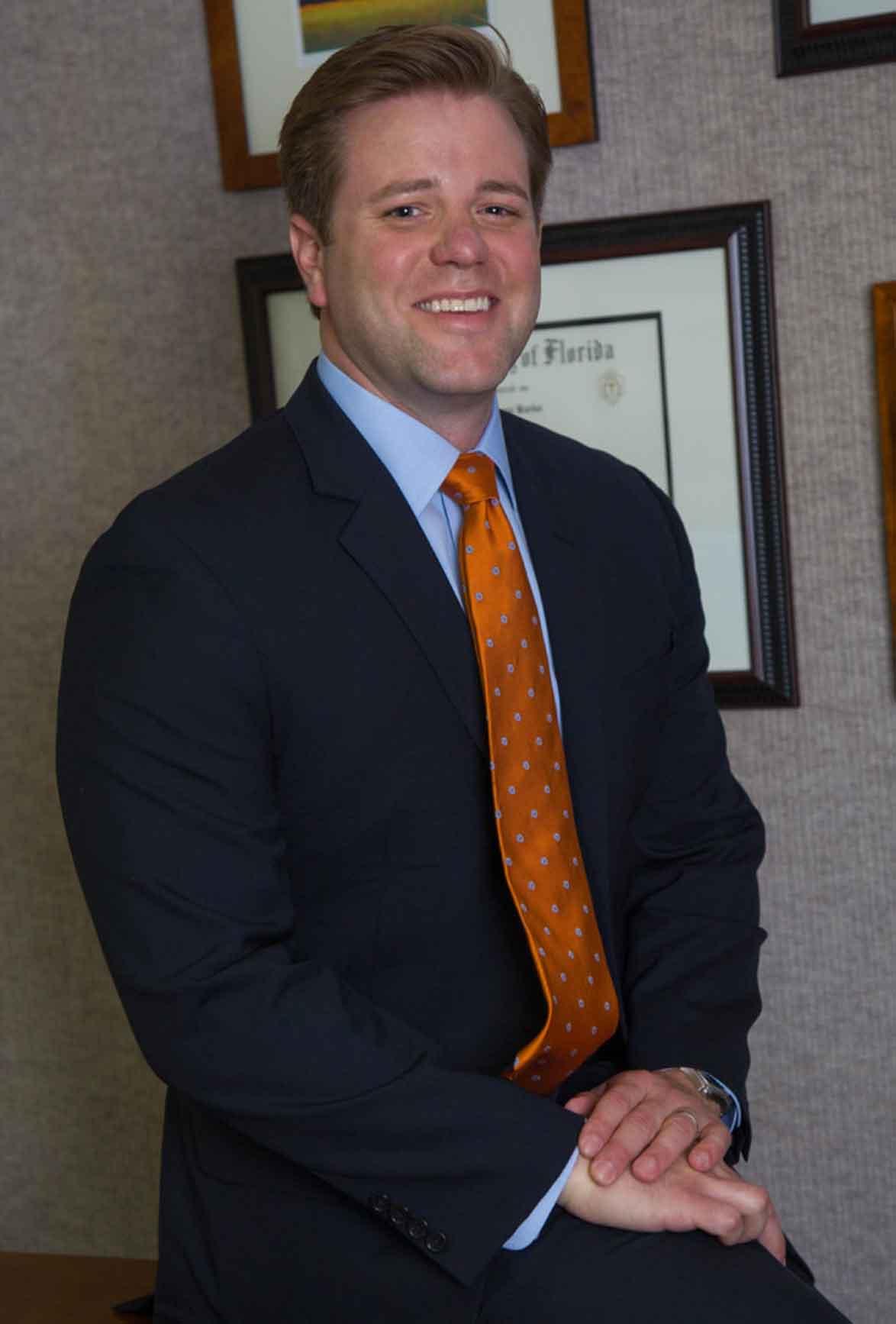 Stuart Barks, Central Florida attorney