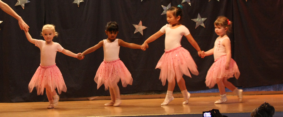 Children's Mini Ballet Classes in Cambridge