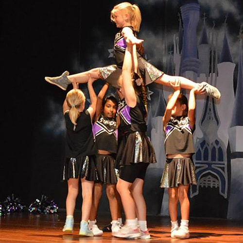 Cheerleader classes