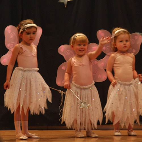 Fairy dance classes