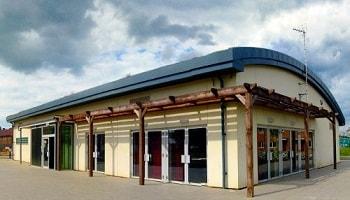 Orchard Park Community Centre Exterior
