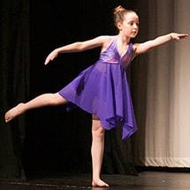 Ballet Class 2017 Show Duet