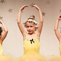 Ballet Class 2017 Show Performance